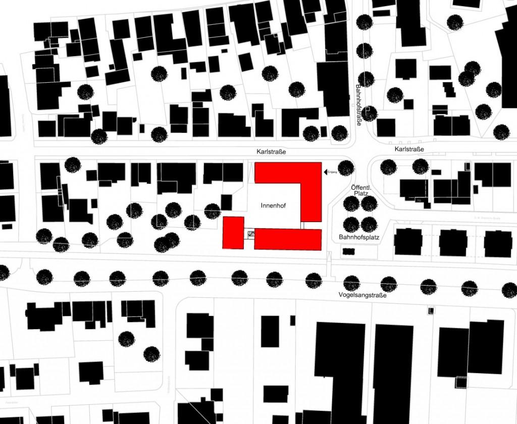 Allplan: 51 Reik Infrastruktur - Generationenhaus